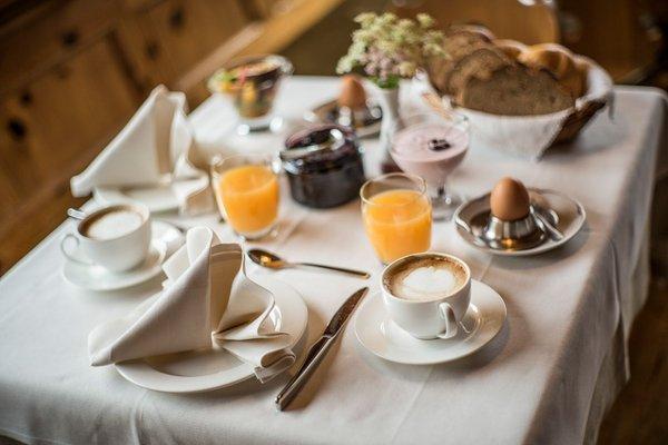 La colazione Hotel Platz