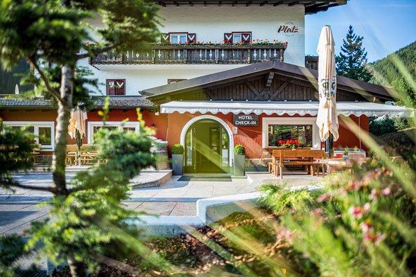 Foto estiva di presentazione Hotel Platz