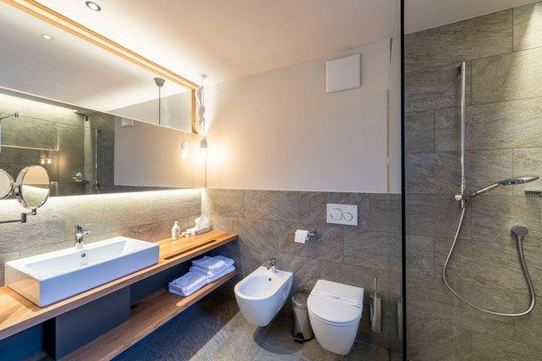 Foto del bagno Hotel Platz