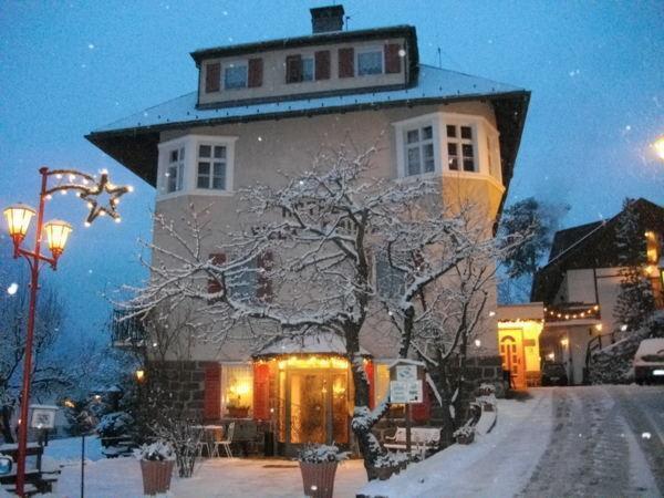 Foto invernale di presentazione Villa Emilia - Hotel 3 stelle