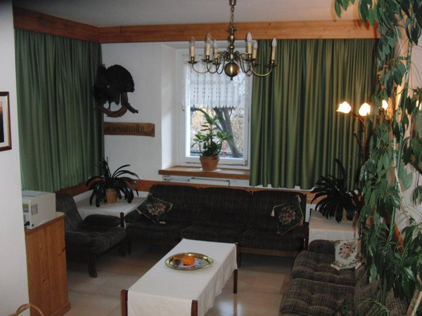 Le parti comuni Hotel Villa Emilia
