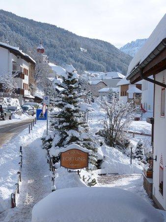 Foto esterno in inverno Fortuna