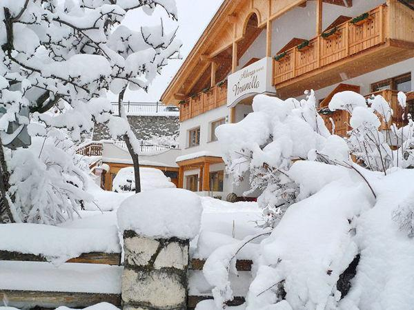 Foto invernale di presentazione Villa Brunello - Hotel 3 stelle sup.