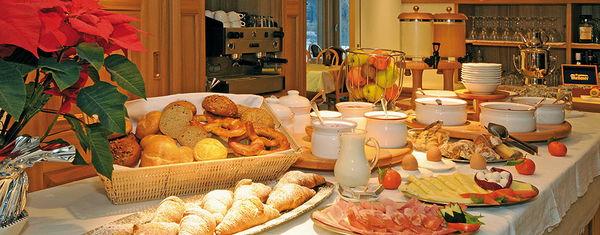 Il ristorante Ortisei Villa Brunello