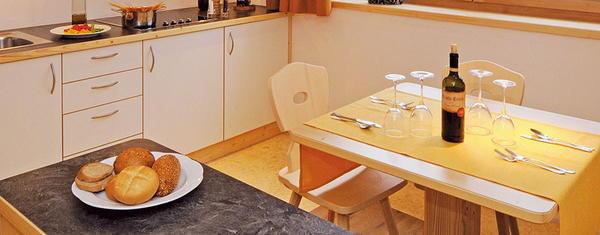Foto della cucina Villa Brunello