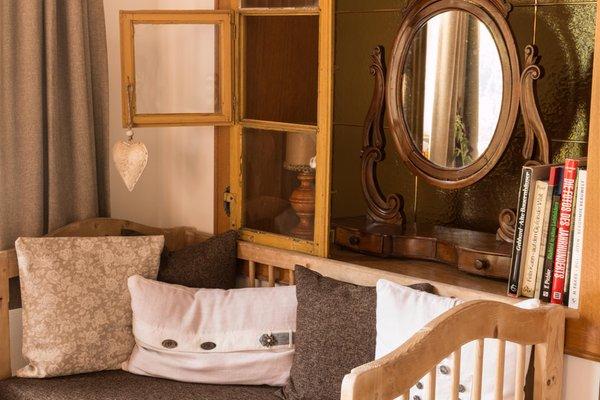 Le parti comuni Bed & Breakfast Villa Alba