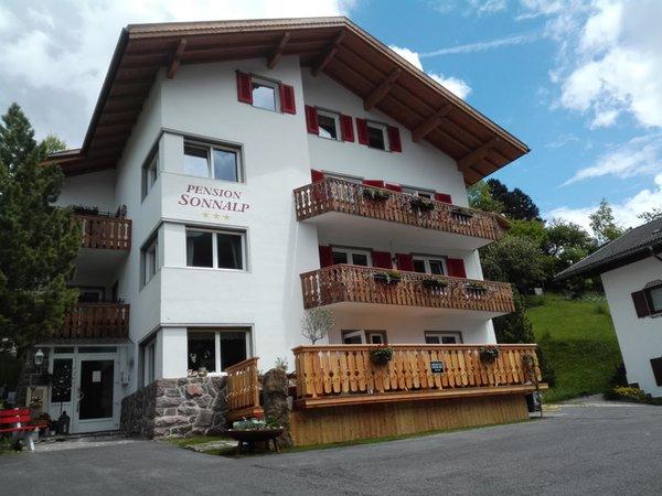 Foto estiva di presentazione Hotel-Pension Sonnalp - Pensione 3 stelle
