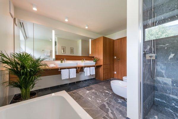 Foto del bagno B&B Villa Angelino