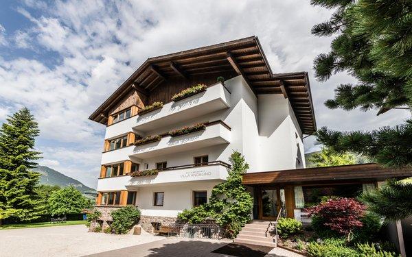Foto estiva di presentazione B&B Villa Angelino