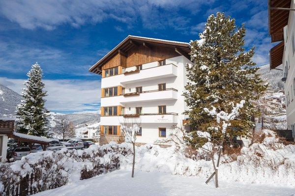 Foto invernale di presentazione B&B Villa Angelino