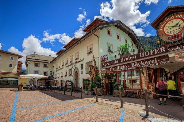 Foto estiva di presentazione Garni-Hotel Snaltnerhof