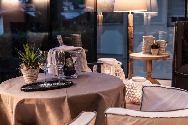 Le parti comuni Garni-Hotel + Residence Villa Park