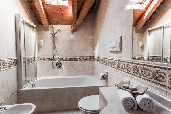 Foto del bagno Garni-Hotel + Residence Villa Park