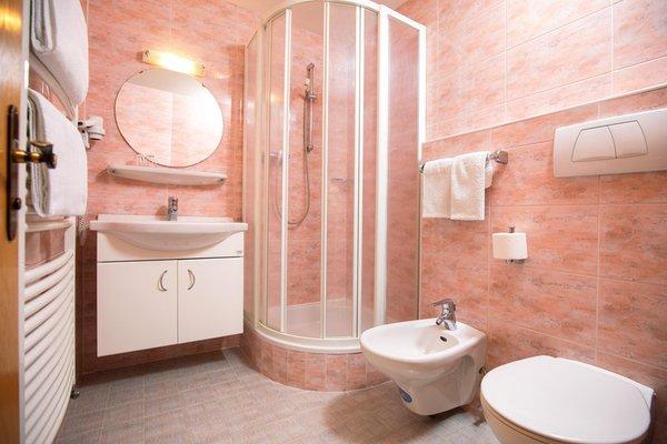 Photo of the bathroom B&B (Garni) Rives