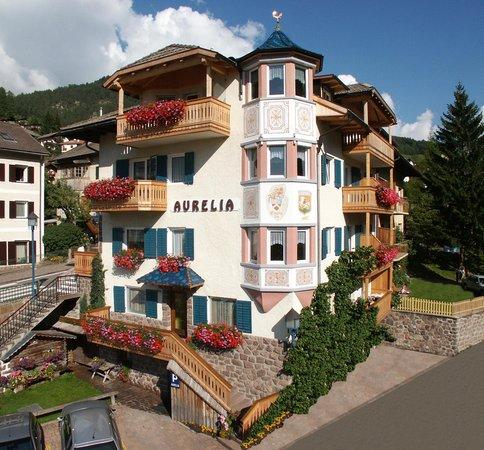 Foto estiva di presentazione Apartments Villa Aurelia - Residence 3 soli