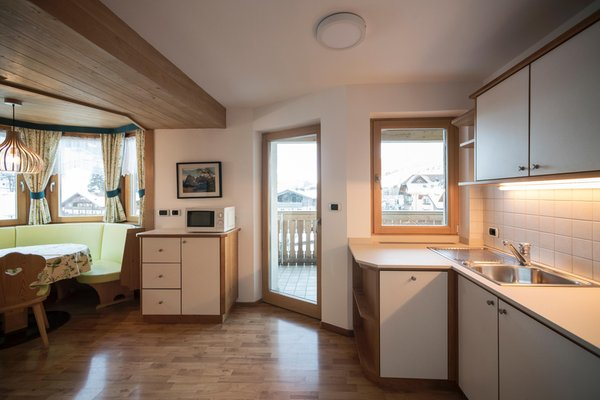 La zona giorno Apartments Villa Aurelia - Residence 3 soli
