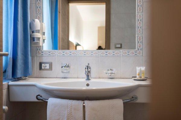 Foto del bagno Apartments Villa Aurelia