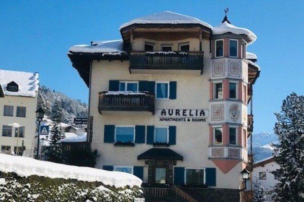 Foto invernale di presentazione Apartments Villa Aurelia