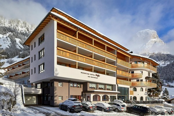 Winter Präsentationsbild Mountain Hotel Mezdí