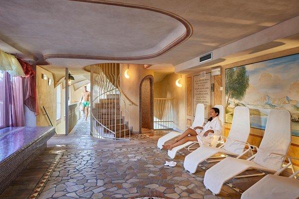 Foto vom Wellness-Bereich Mountain Hotel Mezdí