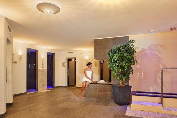 Photo of the wellness area Mountain Hotel Mezdí