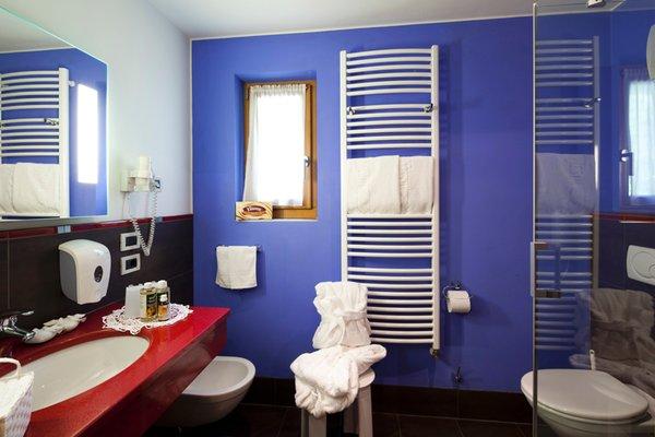 Photo of the bathroom Mountain Hotel Mezdí