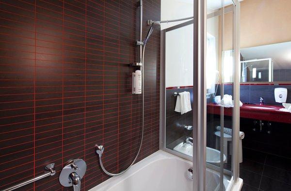 Foto del bagno Hotel Mezdì