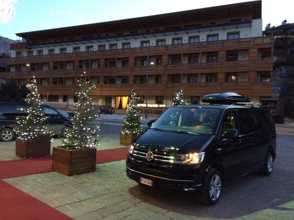 Summer presentation photo Cortina Taxi.net