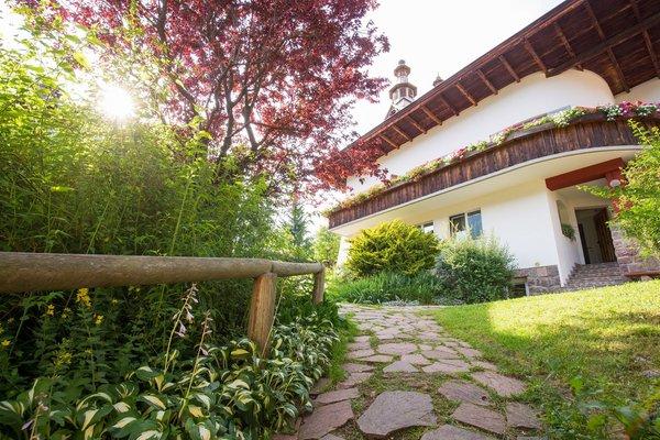 Foto estiva di presentazione La Rondula - Residence Chalet Garni