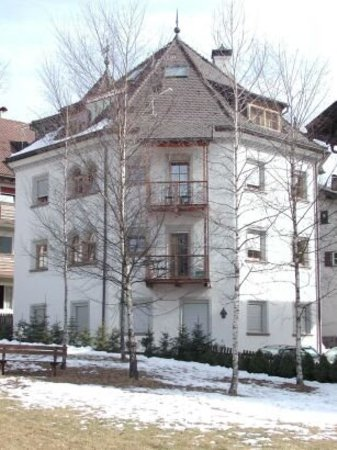 Foto invernale di presentazione Residence Castel