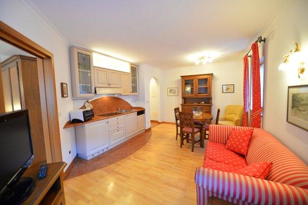 Der Wohnraum Castel - Residence 2 Sterne