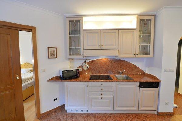 Foto der Küche Castel
