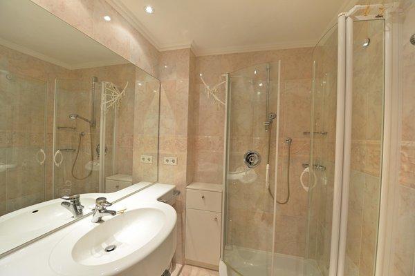 Foto del bagno Residence Castel