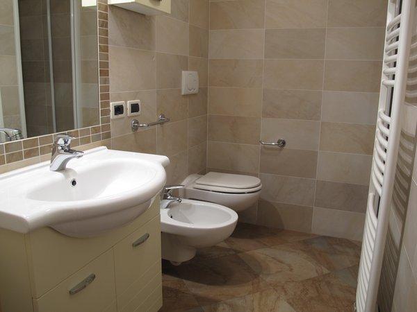 Foto del bagno Appartamenti La Meisules
