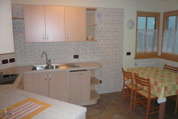 Foto della cucina La Meisules