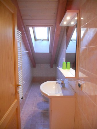 Photo of the bathroom Apartments Villetta Giumella