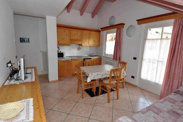 Photo of the kitchen Villetta Giumella