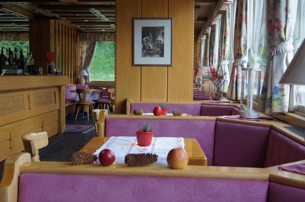 Le parti comuni Hotel Planac - Golf & Ski