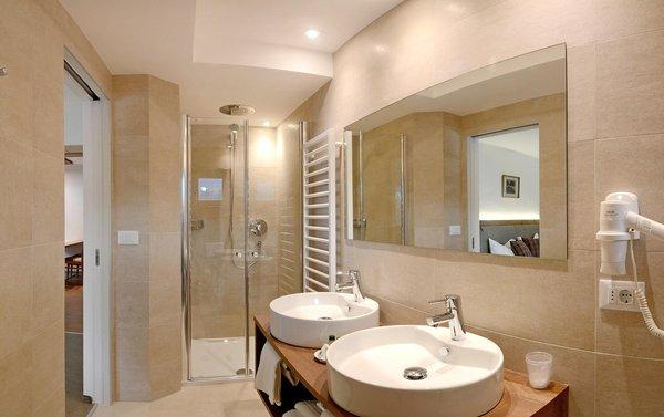 Foto del bagno Garni-Hotel + Residence Fever