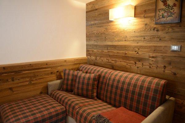 Il salotto Fever - Garni-Hotel + Residence 3 stelle