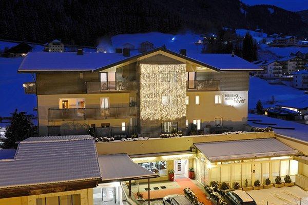 Foto invernale di presentazione Fever - Garni-Hotel + Residence 3 stelle