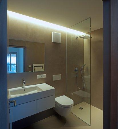 Foto del bagno Residence Larciunei