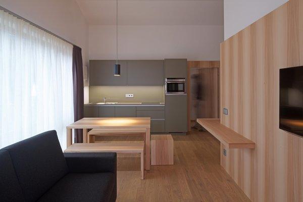 Foto della cucina Larciunei