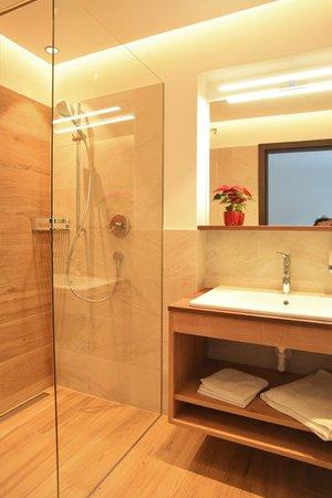 Foto del bagno Appartamenti Cesa Ploner