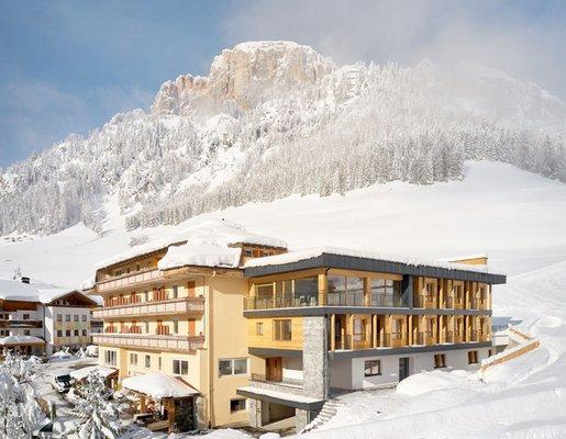 Winter Präsentationsbild Hotel Sport