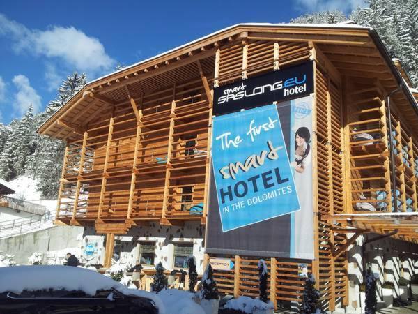 Santa Cristina Smart Hotel Saslong