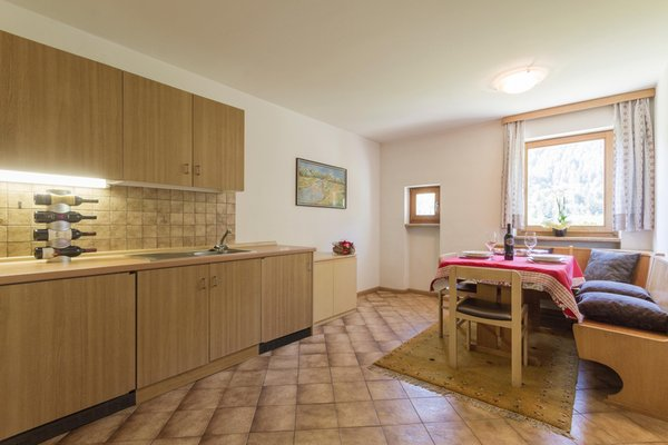 La zona giorno Apartments Villa Erina