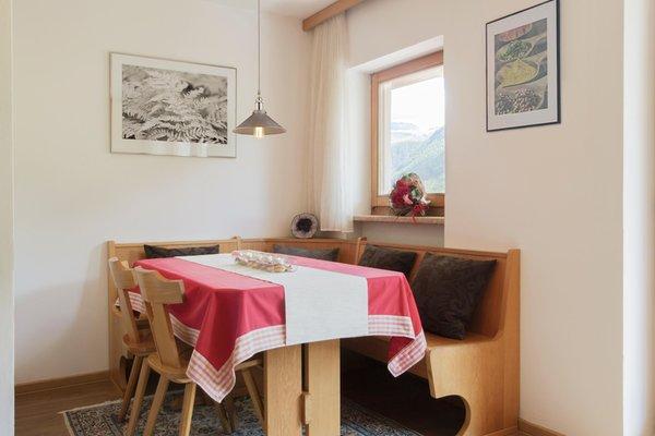 La zona giorno Apartments Villa Erina - Appartamenti 3 soli