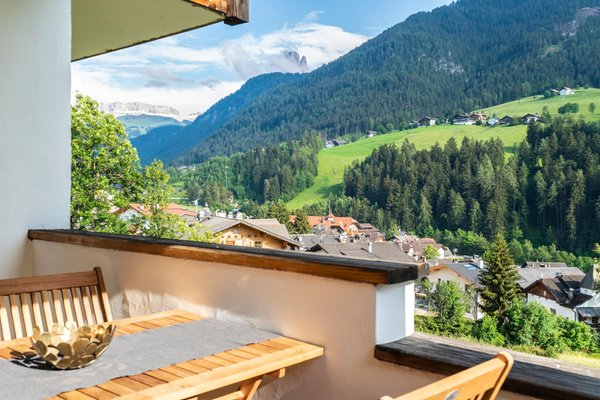 Photo of the balcony Apartments Villa Erina