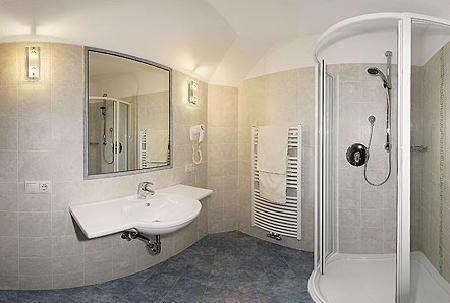 Foto del bagno Appartamenti Ester